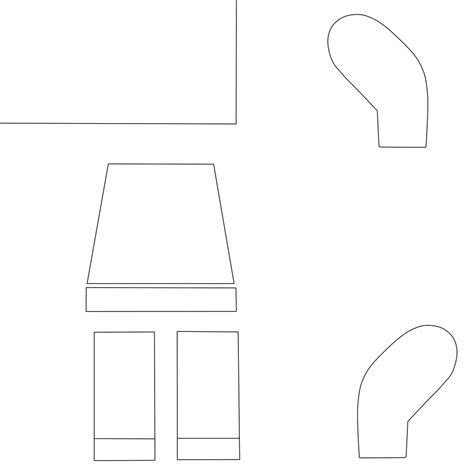 lego minifigure decal template  bobbricks  deviantart