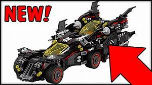 Lego Batman Batmobile : the lego batman movie ultimate batmobile revealed 4 vehicles 8 minifigures more youtube ~ Nature-et-papiers.com Idées de Décoration