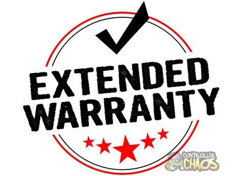 Extended Warranty by Extended Warranty Custom Controllers Controller Chaos