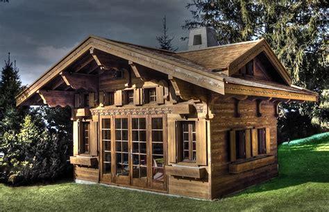 beautiful swiss chalet plans house plans
