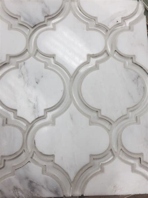 elysium waterjet marble and glass tile worth every