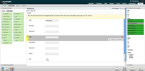 Eform Form Builder by Idega Open Source Form Builder
