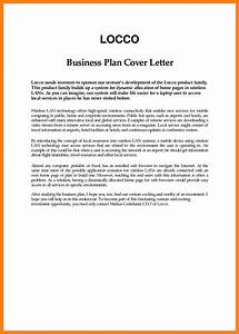 business plan introduction letter sample