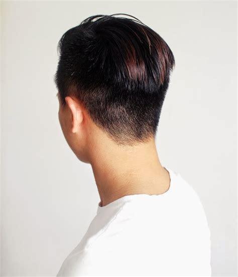 trend model gaya rambut pria anak muda  jaman
