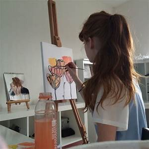 aesthetic, art, artistic, artsy, canvas - image #4037004 ...