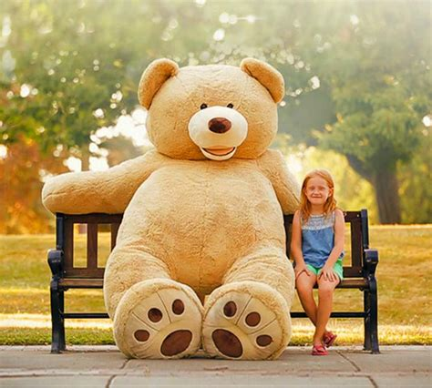 giant  foot teddy bear