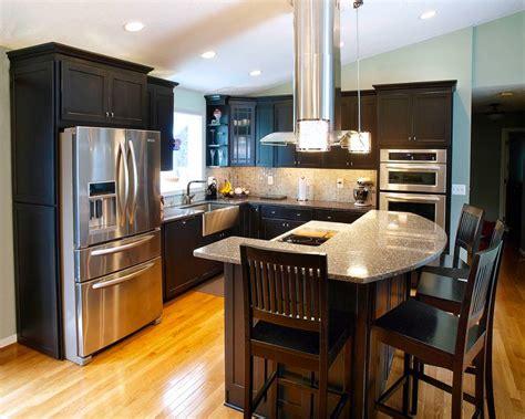 split level kitchen island remodel diy kitchen on split entry split