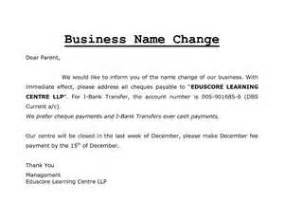 business change of address letter to clients