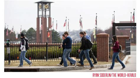 Students Explore The Future Of The Conagra Campus