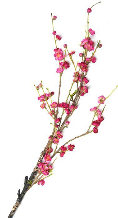 rami di fiori maxi ramo fiore di pesco artificiale fior di loto riccione