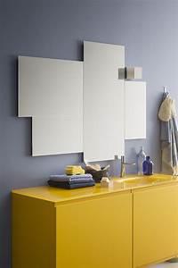 memento c meuble de salle de bain avec plan en cristal 2 With salle de bain design avec décoration cristal