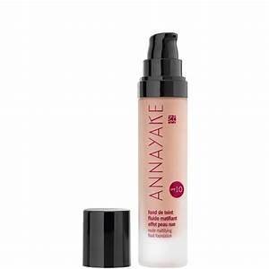 Teint De Peau : annayak fond de teint fluide matifiant effet peau nue ~ Melissatoandfro.com Idées de Décoration