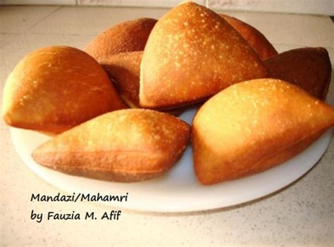 coconut mandazimahamri recipes