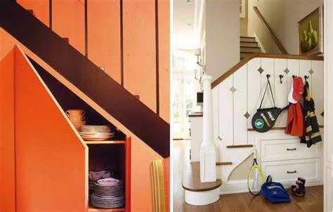 treppen ren 65 ideen für stauraum unter der treppe