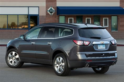 Used 2013 Chevrolet Traverse For Sale