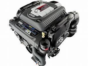Mercury Marine Develops All New Mercruiser 4 5l V6 For