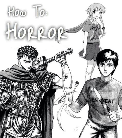 anime horor genre genre manual horror anime amino
