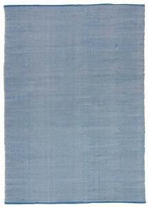 Teppich 400 X 400 : teppich 300 x 400 cm baumwollteppich marina blau ~ Orissabook.com Haus und Dekorationen
