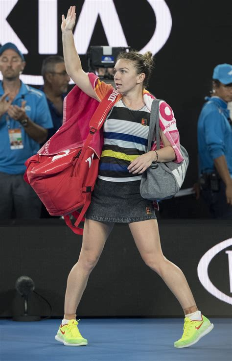 How old is Simona Halep in 2019?