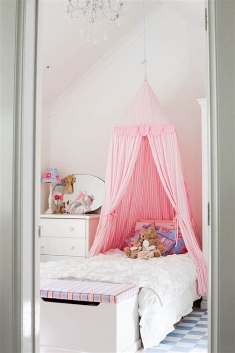31 Charming Canopy Bed Ideas For A Kid's Room Kidsomania