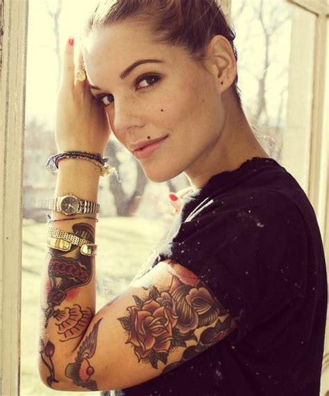 cool full arm tattoo designs  girls full arm tattoos