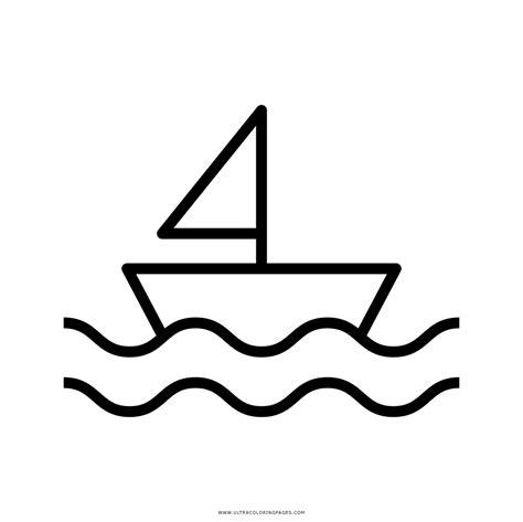 Velas De Barcos Para Colorear by Dibujo De Barco De Vela Para Colorear Ultra Coloring Pages