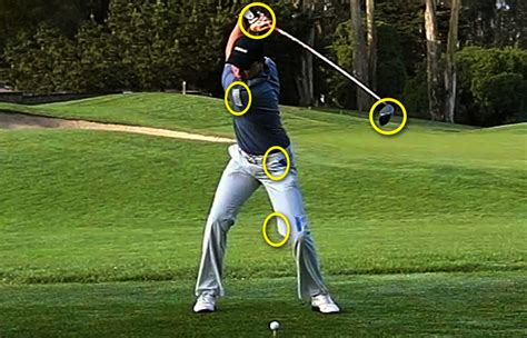 Golf Swing by Golf Swing Sequence Measuring Your Golf Swing Sequence