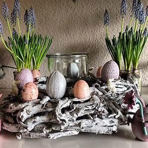 Die Schönsten Bastelideen : dekorieren zu ostern auf zeigen wir euch die sch nsten ideen osterdeko ~ Markanthonyermac.com Haus und Dekorationen