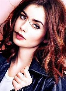 324 Best Images About Lily Collins On Pinterest Lily