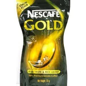 Enjoy a nescafé gold cappuccino whether you're at home or at work. Amazon.com : Instant coffee packets Nescafe gold 70g : Other Products : Grocery & Gourmet Food