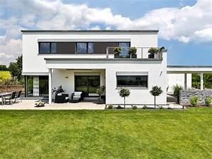 Moderne Häuser Mit Grundriss : fertighaus von regnauer hausbau haus schwabach ~ Bigdaddyawards.com Haus und Dekorationen