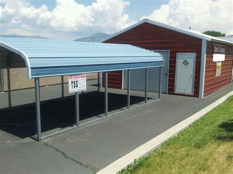 building carport metal carports buildings garages ebay