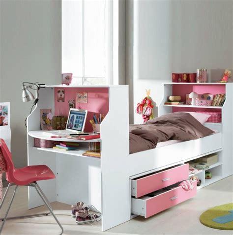 lit avec bureau pour fille bureau chambre ado chambre ado bleu et decor bureau