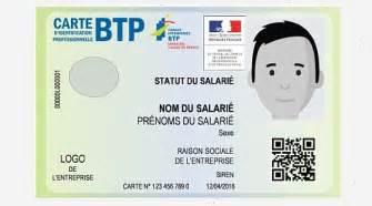 Assurance Vie Pro Btp by Carte Btp Nouvelle Obligation Pour Le B 226 Timent Les R 232 Gles