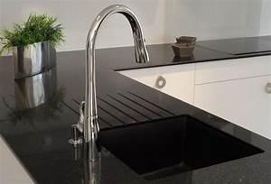 creastyl39idees nos eviers et cuves pour votre cuisine With plan de travail cuisine avec evier integre