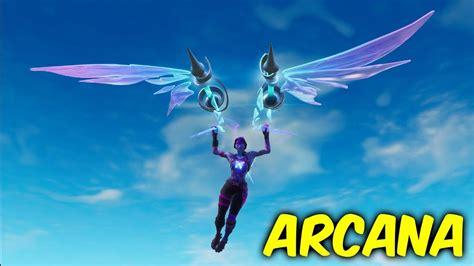 epic games  provide  fortnite item shop arcana