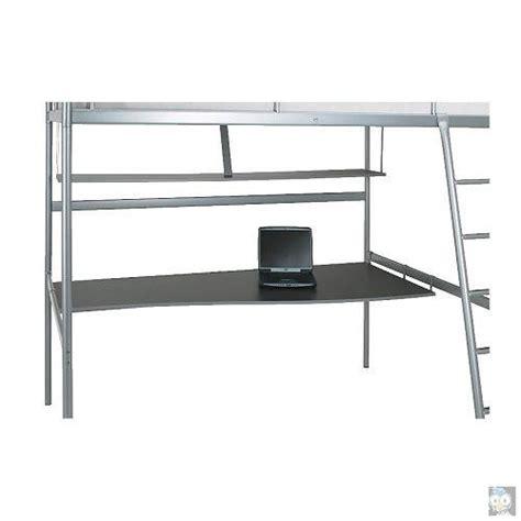 lit mezzanine 2 places bureau lit mezzanine 120 cm mobilier sur enperdresonlapin