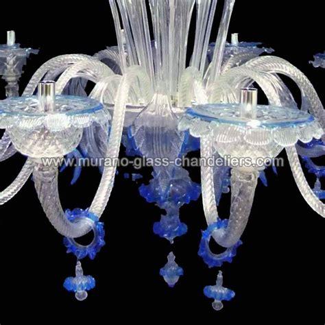 quot griselda quot lustre en cristal de murano murano glass