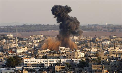 gaza rocket attack   warning   israels enemies