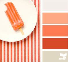 Palette Spice It Orange Russet Coral by 75 Best Color From Images Color Color Pallets