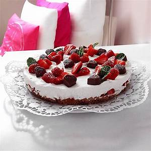 Philadelphia Torte Rezept : philadelphia torte erdbeer schoko rezept mit bild ~ Lizthompson.info Haus und Dekorationen