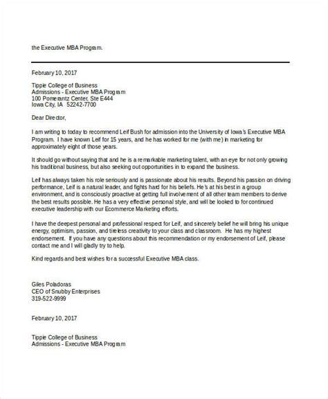 formal letter sle sle letter of recommendation 20 sle letter of 32337