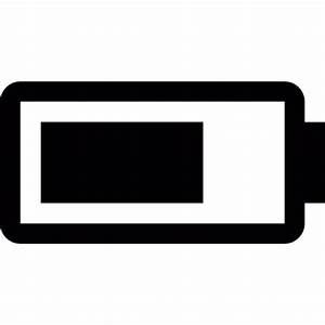 Power In A Battery Icons