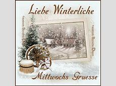 Liebe winterliche Mittwochsgrüße Mittwoch bild #23698