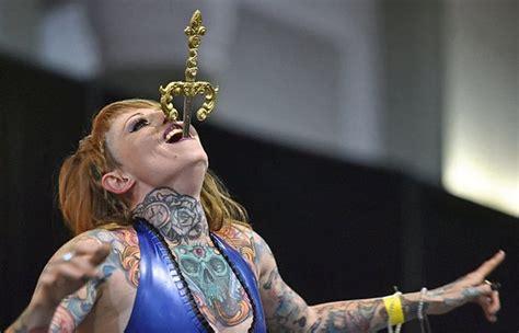 upstate  york tattoo convention  syracuse