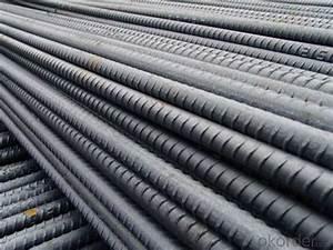Buy Prime Hot Rolled Reinforcement Steel Rebar / Iron Rods