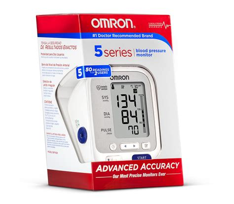 Amazon.com: Omron 5 Series Upper Arm Blood Pressure