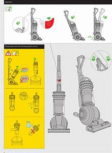 Dyson Cinetic Big Ball Operating Manual 1003162 User