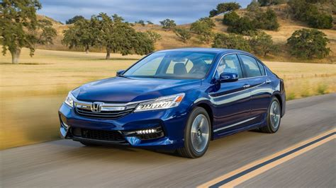 honda accord hybrid review top speed
