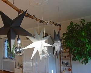 House Doctor Papiersterne : weihnachtliche tischdeko roomilicious ~ Michelbontemps.com Haus und Dekorationen